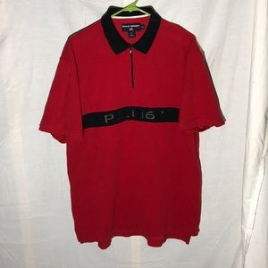 Polo 67 Polo Sport Ralph Lauren Zip Polo Shirt